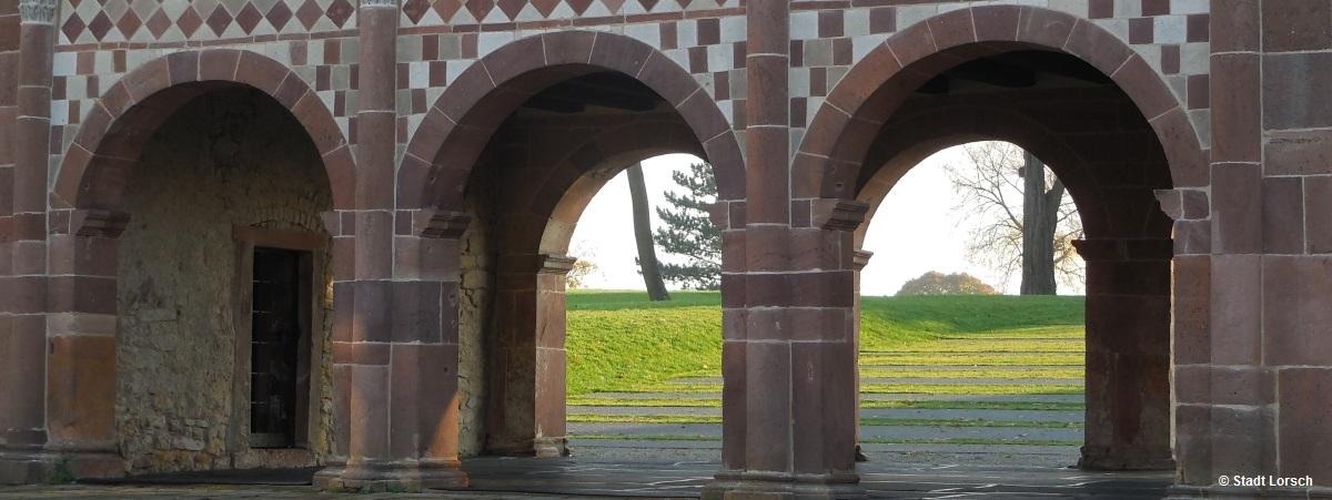 Kloster Stadt Lorsch