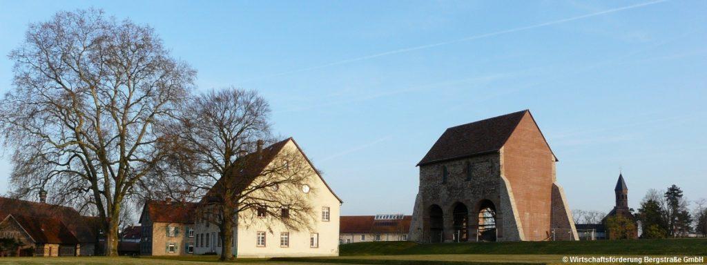 Lorsch und sein Kloster Header WFB
