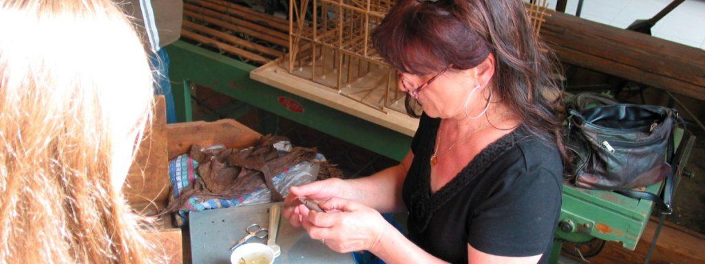Tabakmuseum Zigarrenfabrikation HKV